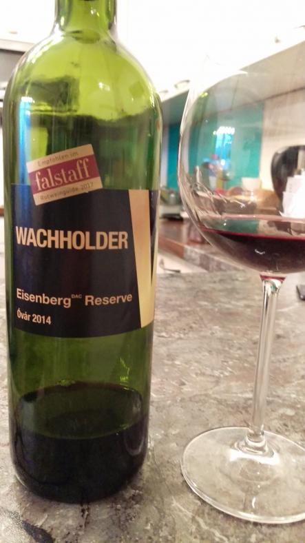 Wachholder Eisenberg Reserve 2014