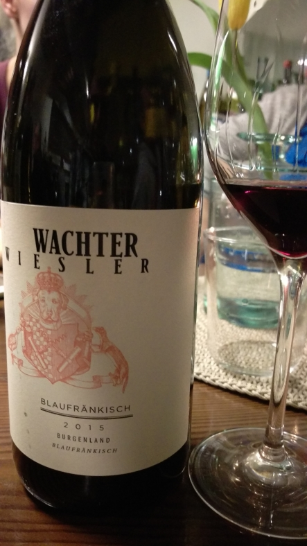 Wachter Wiesler Blaufränkisch 2015