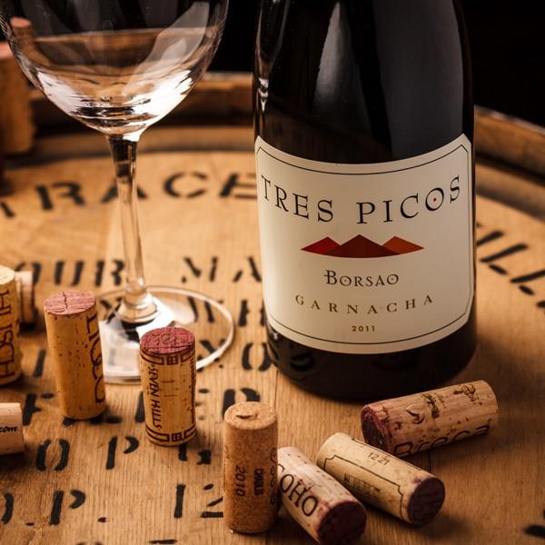 Tres Picos 2012, una gran Garnacha de Aragón