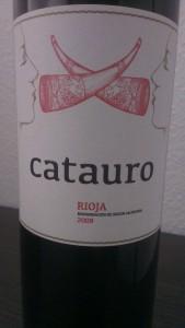 Catauro 2009 Rioja