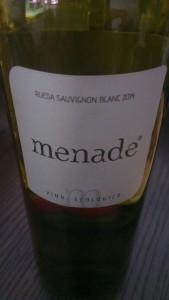 Menade Sauvignon Blanc 2014