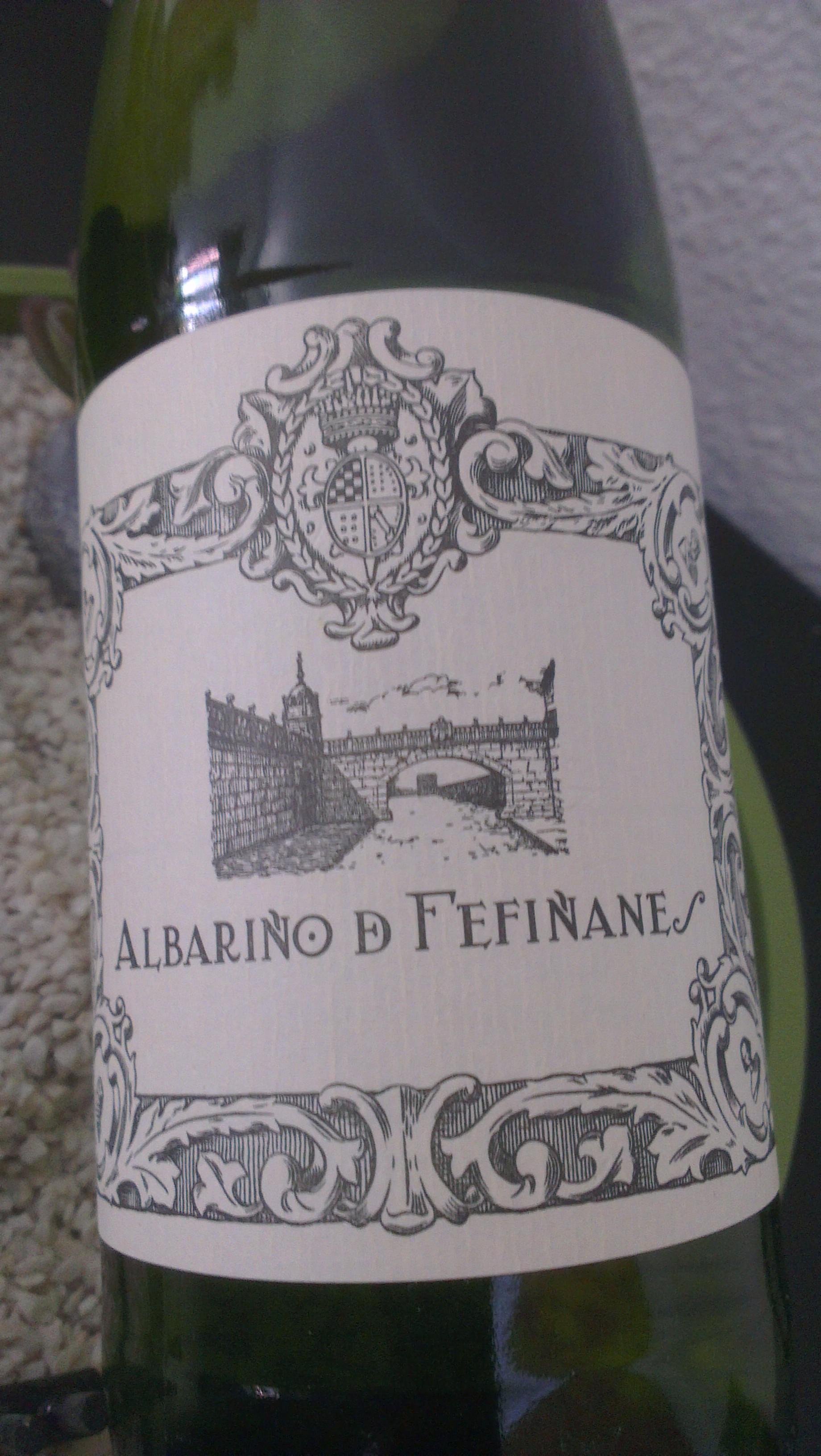 Albariño Do Fefiñanes