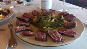 Carne roja Sierra Madrid el Llantar de la Sierra