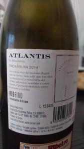 Atlantis Ribeiro Proyecto Vintae