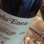 Prado Enea Gran Reserva 2006, un gran clásico con distinción de la Rioja