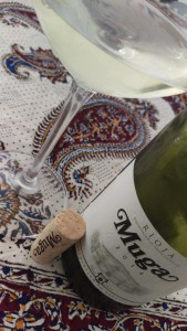 Muga Blanco Fermentado en Barrica Rioja