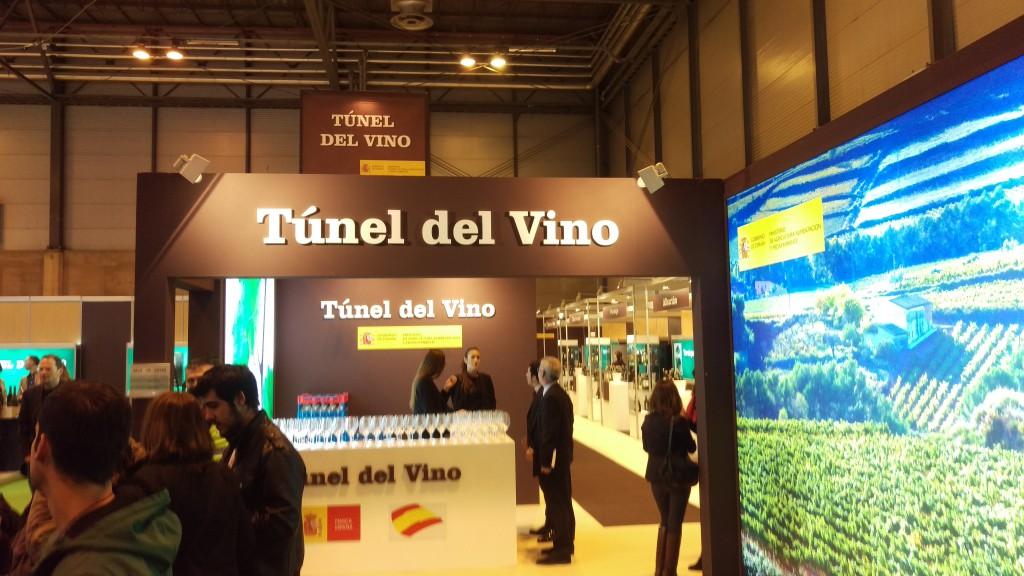 Salón Gourmets Túnel del Vino