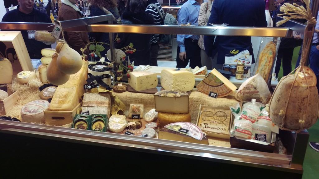 Salón Gourmets Quesos