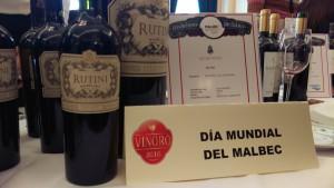Rutini Wines Malbec Argentina