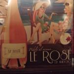 Roselito y Le Rosé, palabras mayores! (conclusión)