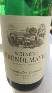 Weingut Bründlmayer 2013