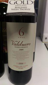 Valduero Reserva Premium 2009 Bodegas Valduero