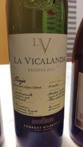 La Vicalanda Bodegas Riojanas