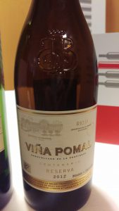 Viña Pomal Reserva 2012 DO Rioja