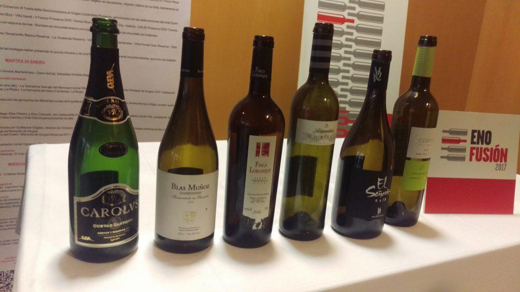 Cata vinos de Toledo Enofusión