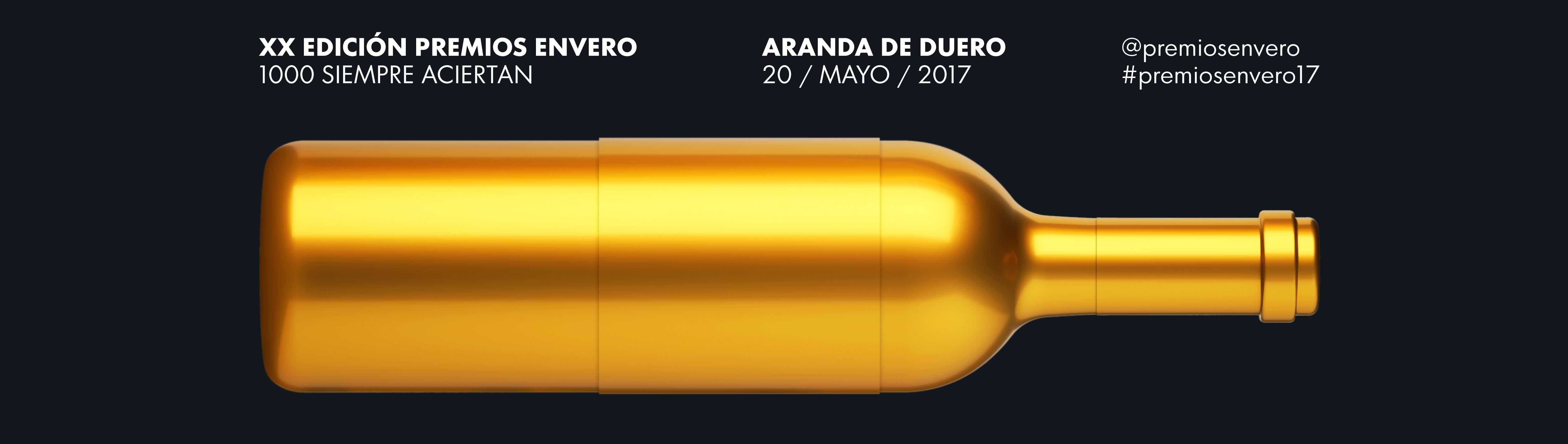 XX Edición Premios Envero 2017