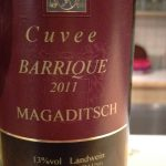 Cuvee Barrique Magaditsch 2011